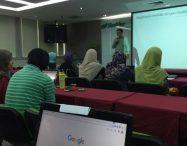 Kelas Blog Bersama Tuan Eizil