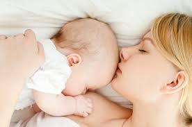 Relax semasa menyusukan anak. Jangan Stress