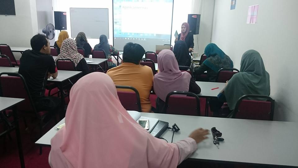 Seminar Pemasaran Facebook Enermax
