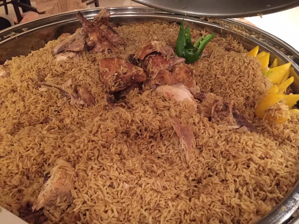 Nasi Arab di Mekah