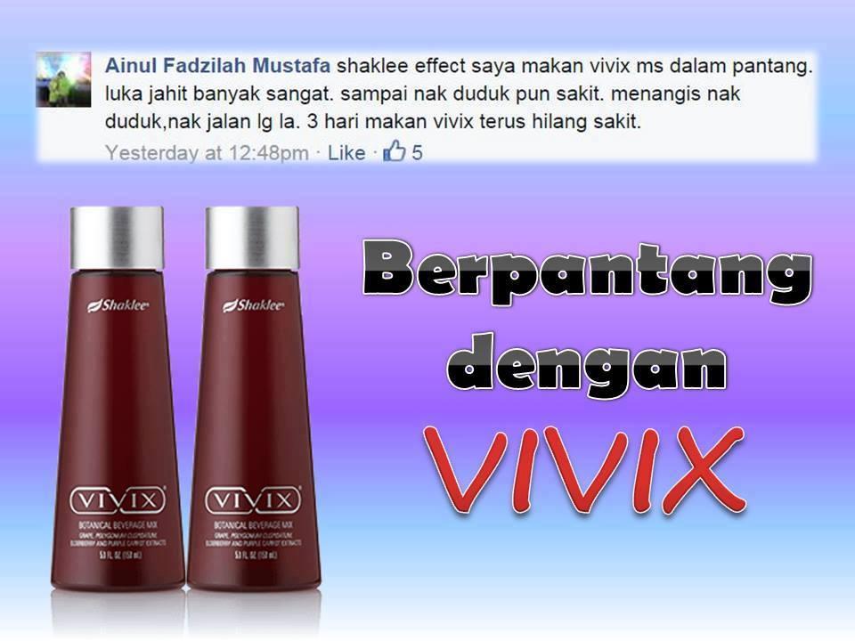 Vivix Sembuhkan Luka Bersalin Caesar Dengan Cepat