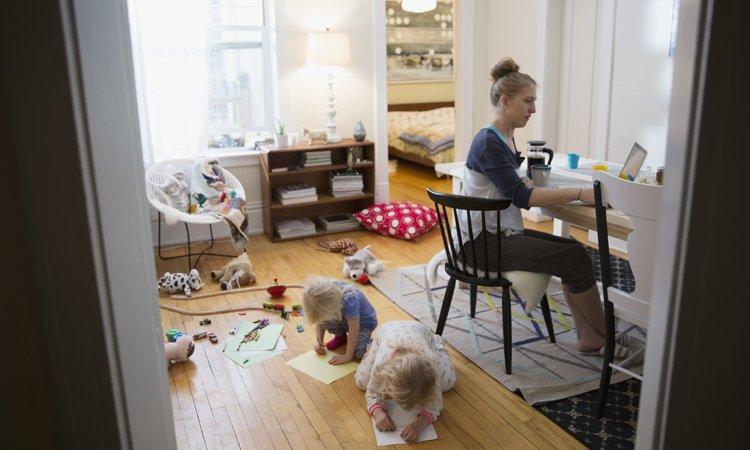 Cabaran Ibu Bekerja Di Rumah