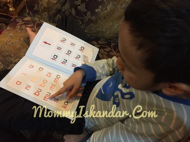 Siri Cepat Membaca Bacalah Anakku
