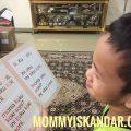 belajar membaca dan tips mengajar anak membaca dengan cepat