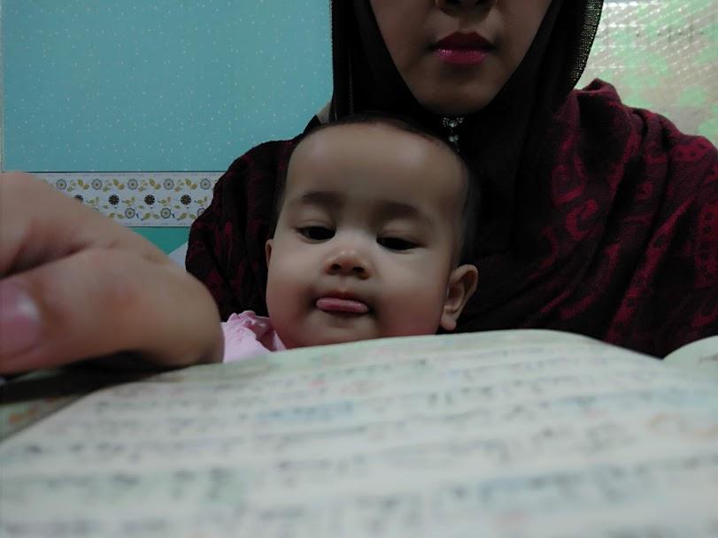 Kelas Mengaji Dewasa Muslimat Di Gombak