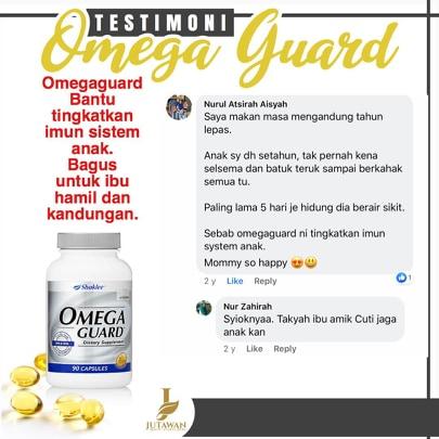 testimoni omega