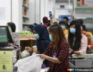 pengalaman membeli-belah semasa PKP