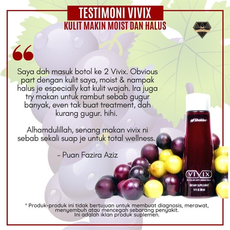 testimoni vivix 2