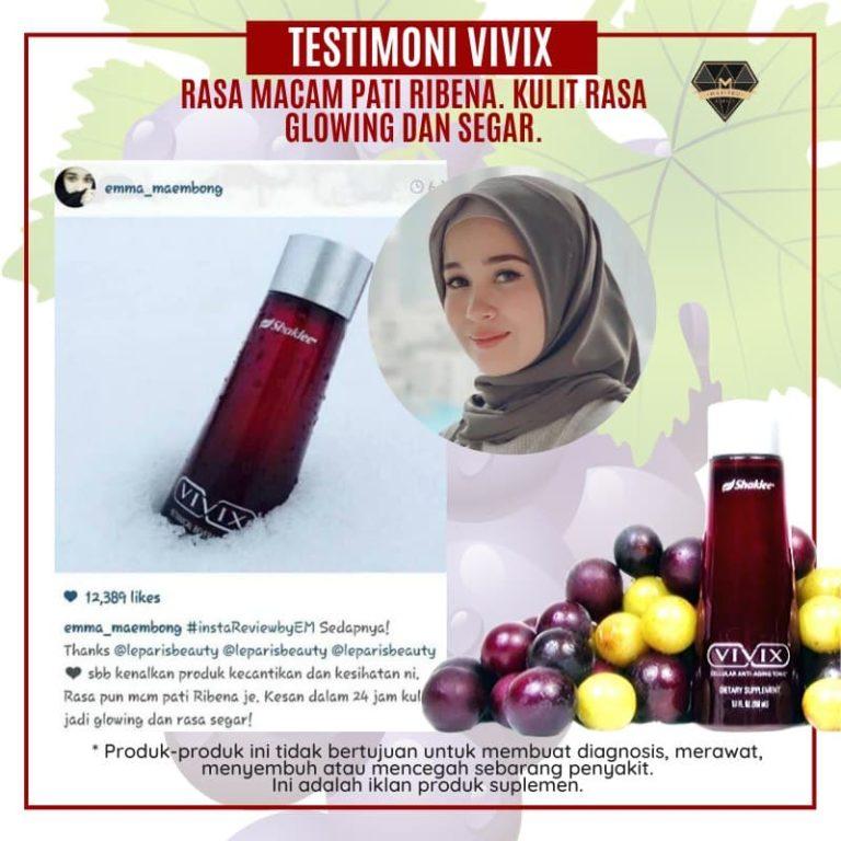 testimoni vivix 3