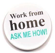 bekerja dari rumah